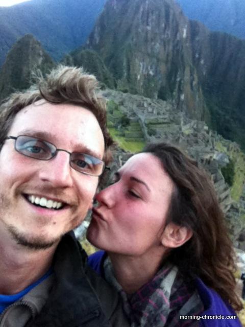 Les Cieux au Machu Picchu