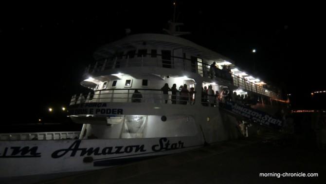 L'Amazona Star