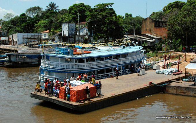 De Manaus à Belém
