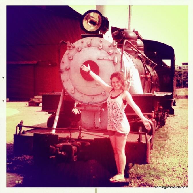 Train d'Amazonie