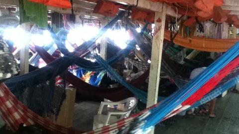 Rio Branco – Porto Velho et tout en bateau