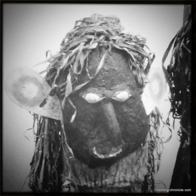 Masque de cérémonie