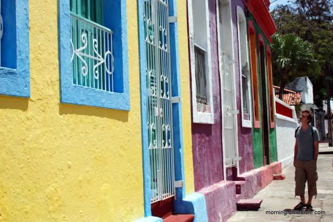 Maisons bariolées d'Olinda