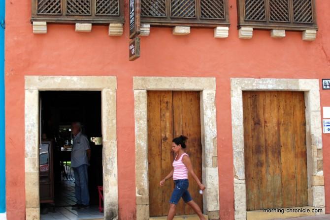 Dans les rues d'Olinda